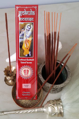 Summer Fruits  Incense Sticks - 20 grams